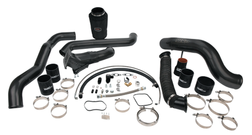 2011-2016 LML Duramax S300 Single Turbo Install Kit (WCFab 100481)