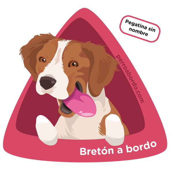 Bretón a bordo