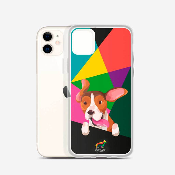 Beagle (Funda para iPhone) - Perro a Bordo