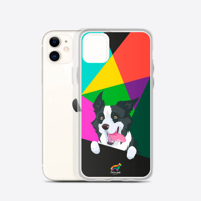Border Collie (Funda para iPhone) - Perro a Bordo
