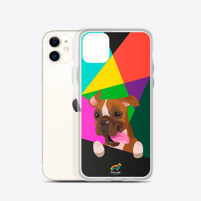 Boxer (Funda para iPhone) - Perro a Bordo