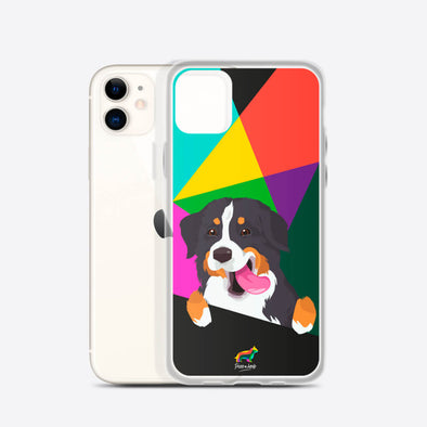 Boyero de Berna (Funda para iPhone) - Perro a Bordo