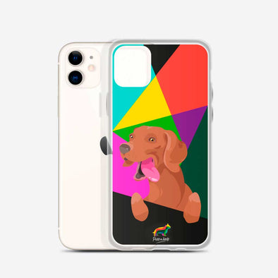 Braco Hungaro (Funda para iPhone) - Perro a Bordo