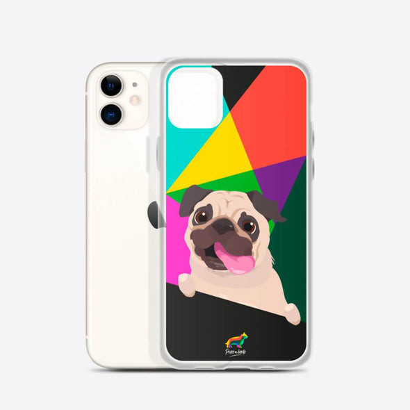 Carlino (Funda para iPhone) - Perro a Bordo