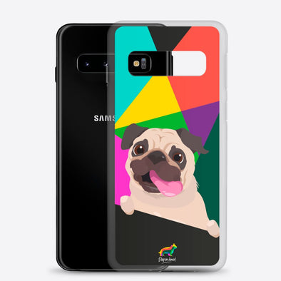 Carlino (Funda para Samsung) - Perro a Bordo