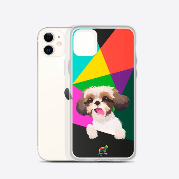 Shih Tzu (Funda para iPhone) - Perro a Bordo