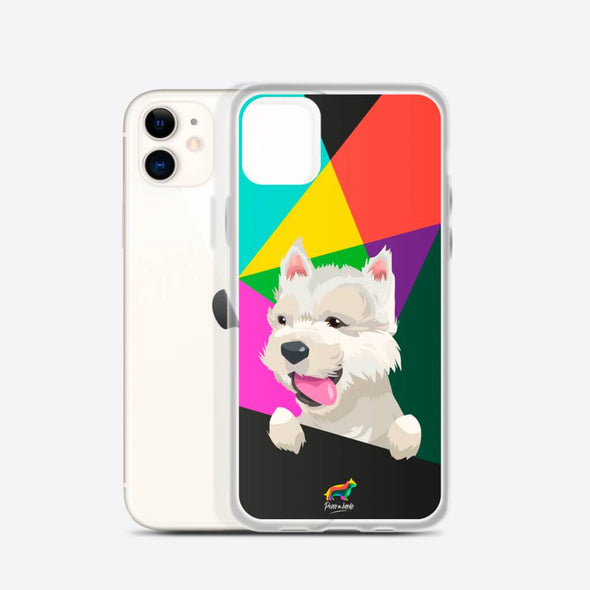 Westy (Funda para iPhone) - Perro a Bordo
