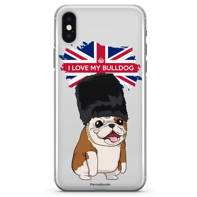 Funda i Love My Bulldog