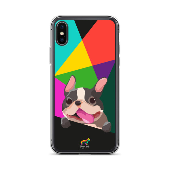 Bulldog Francés (Funda para iPhone)