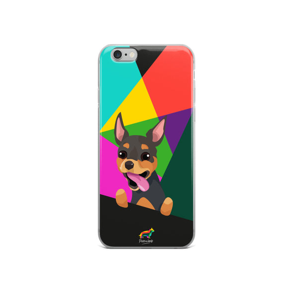 Pinscher (Funda para iPhone)