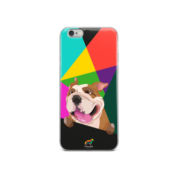 Bulldog Inglés (Funda para iPhone)