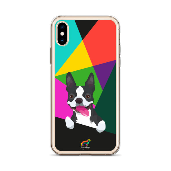 Boston Terrier (Funda para iPhone)