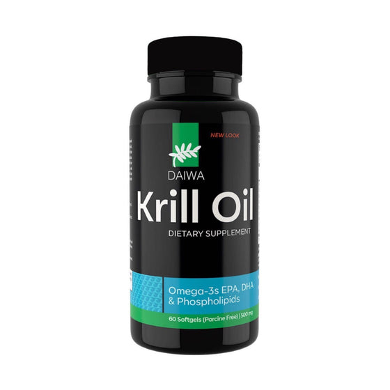 Daiwa Krill Oil - Daiwa Health Development, Inc.