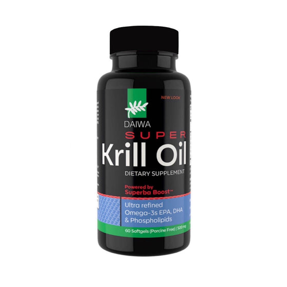 Daiwa Super Krill Oil - Daiwa Health Development, Inc.