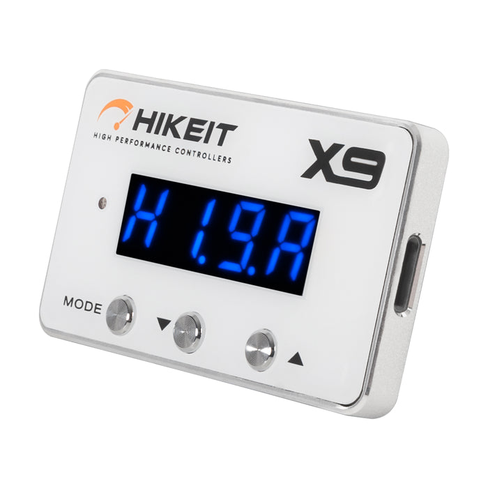 HIKEIT X9 Premium Throttle controller for Ford Everest