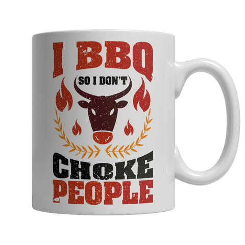 Limited Edition - I BBQ So I Don't Choke People 2