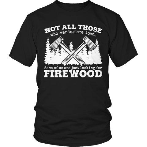 Limited Edition - Looking For Firewood