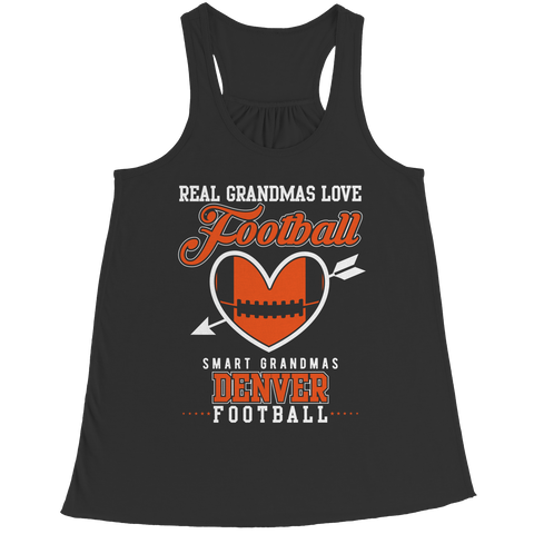 Limited Edition - Real Grandmas Love Football- Denver