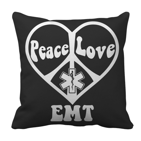 Limited Edition - Peace Love EMT
