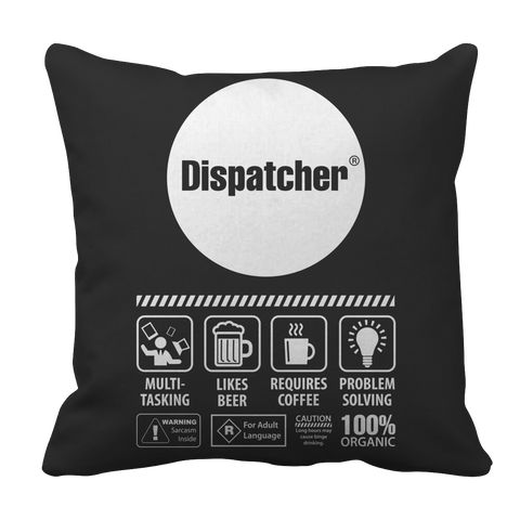 Limited Edition - Multi-Tasking Dispatcher