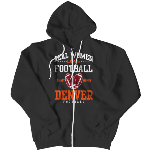 Limited Edition -Real Women Love Football Denver Football