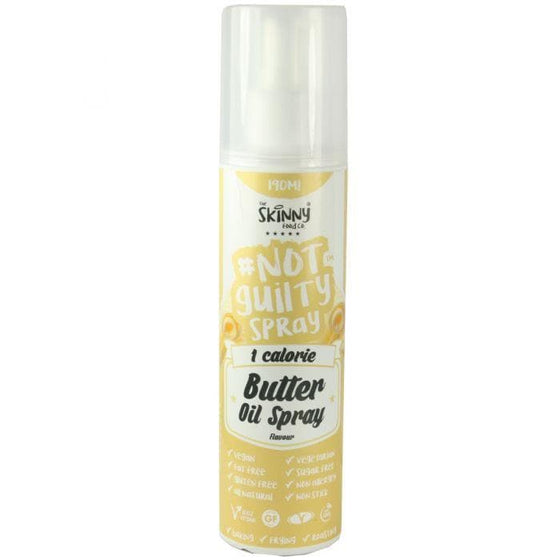 The Skinny Food Co. Pārtikas produkti Butter Oil Spray (190 ml)
