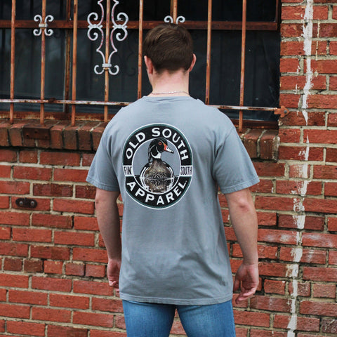 Circled Woodie - Short Sleeve