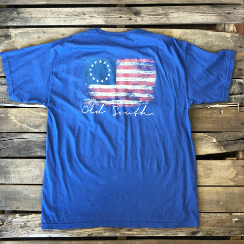 Betsy Ross Flag - Short Sleeve