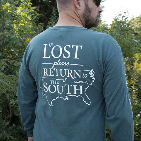Return To The South - Long Sleeve