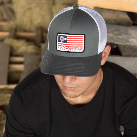 USA Patch - Trucker Hat