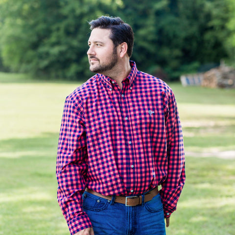 Jamestown - Button Down - Adult