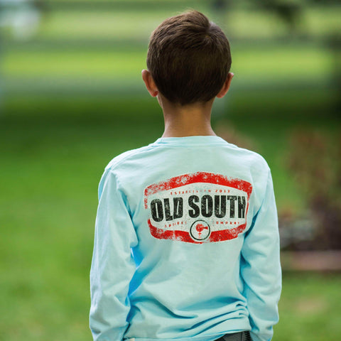 Old Sign - Long Sleeve - Youth