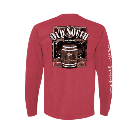 Whiskey Barrel - Long Sleeve