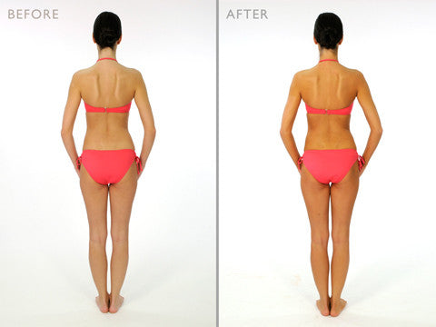 Self tanning before/after | TanTowel Inc.