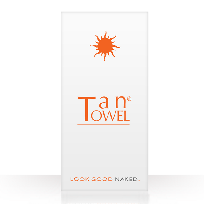 Beach Towel - Self Tanning | TanTowel USA