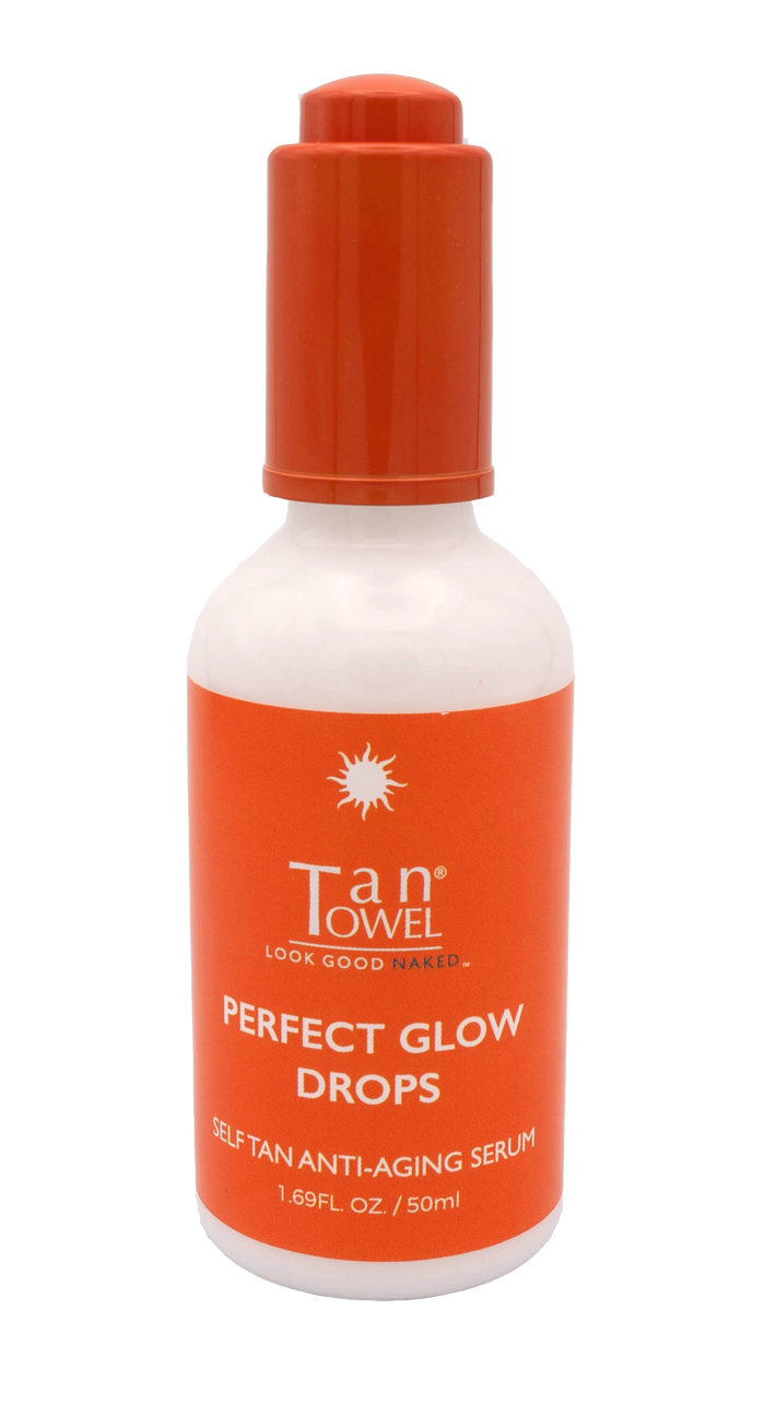 Perfect Glow Drops - Self Tanning | TanTowel USA