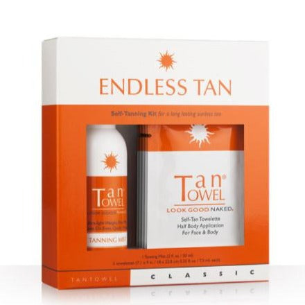 Endless Tan - Self Tanning | TanTowel USA