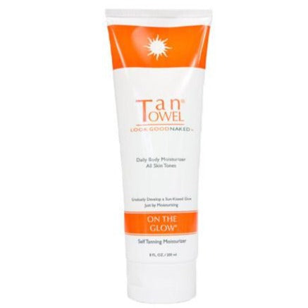 On the Glow - Self Tanning | TanTowel USA