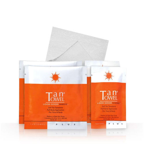 TanTowel To Go Kit - Self Tanning | TanTowel USA