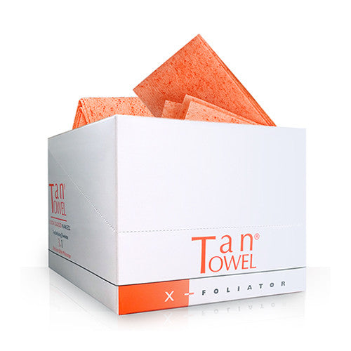 X-Foliator Towelettes - Self Tanning | TanTowel USA