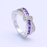 lady paved cz zircon luxury hot Princess women