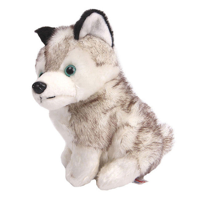 Lovely Husky Dog Stuffed Animals Plush