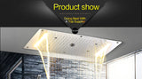 Luxury Bathroom Shower Sets