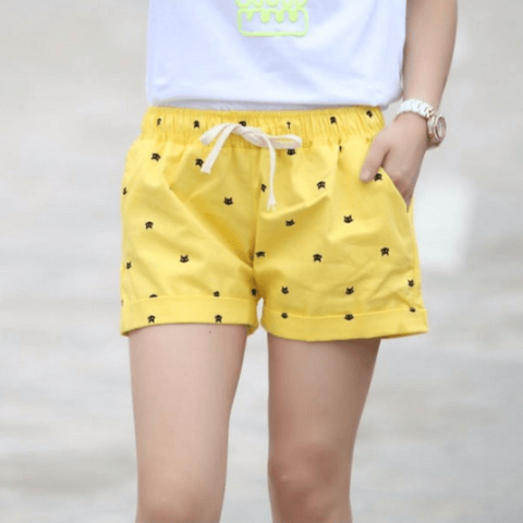 The Little Peas Shorts - Available in 5 Colors