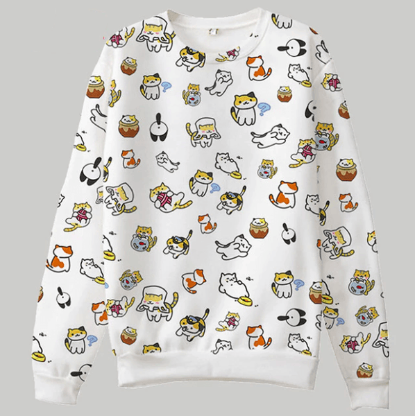 Japanese Kawaii Sweatshirt