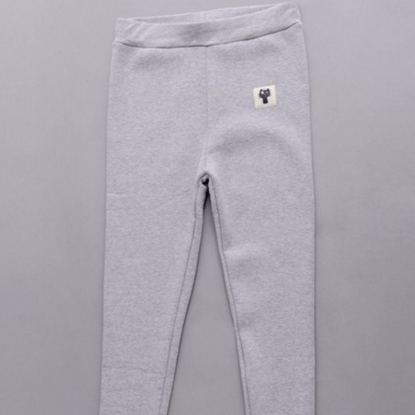 Trendy Cat Legging light gray