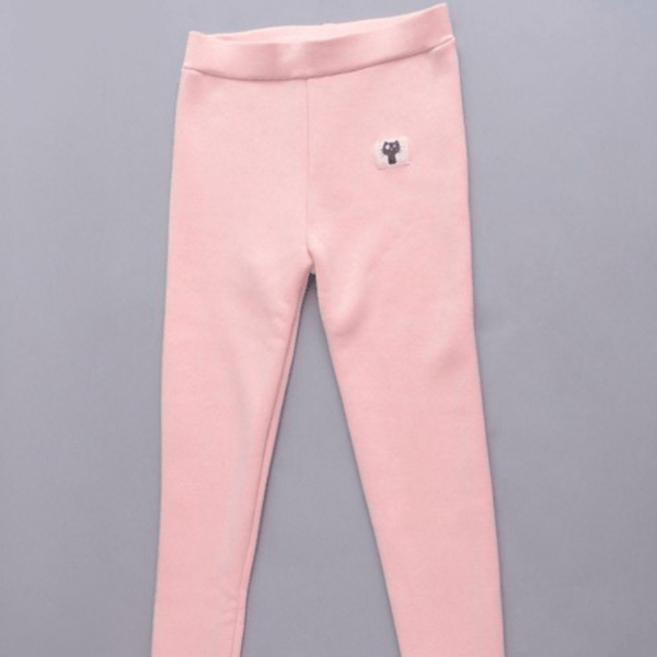 Trendy Cat Legging pink