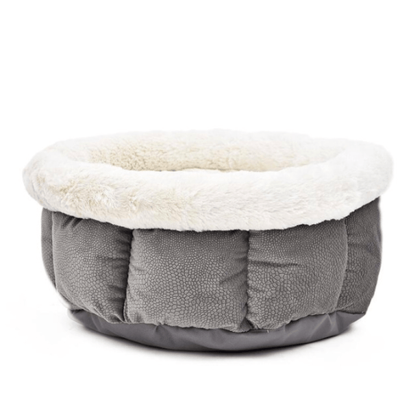 Super Soft Warm Cat Bed - Gray