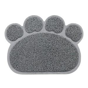 Cat Litter Mat - Cat Paw - Available in 8 Colors