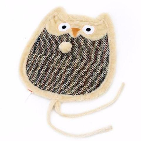 My Best Friends Cat Scratcher - Owl
